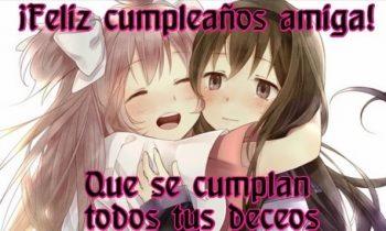 Tarjetas De Feliz Cumpleaños Para Una Amiga Solidaria