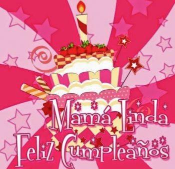 Tarjetas De Feliz Cumpleaños Para Una Madre Genial