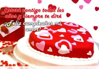 Tarjetas De Feliz Cumpleaños Para Una Enamorado Leal