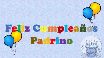 Tarjetas De Feliz Cumpleaños Para Un Padrino Serio