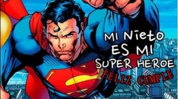 Tarjetas De Feliz Cumpleaños Para Un Nieto Superheroe