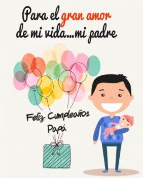 Frases De Feliz Cumpleaños Para Un Papá Protector