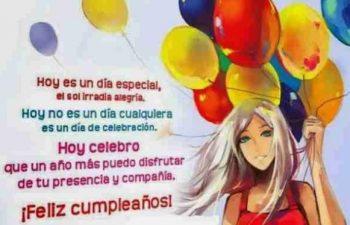 Frases De Feliz Cumpleaños Para Una Amiga Amiga