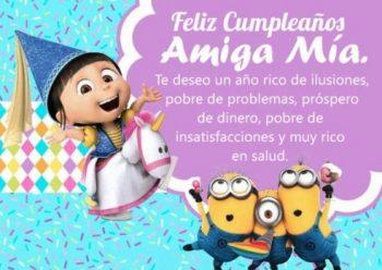 Frases De Feliz Cumpleaños Para Una Amiga Fantástica