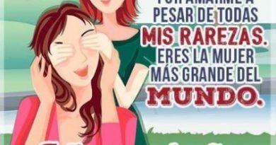 Frases De Feliz Cumpleaños Para Una Mamá Comprensiva