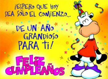 Tarjetas De Feliz Cumpleaños Para Mi Dulce Amorcito