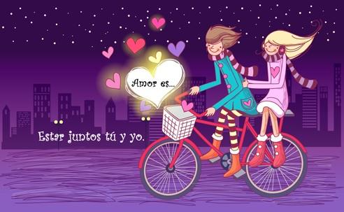 Tarjetas De Feliz San Valentín Para Ti Amor