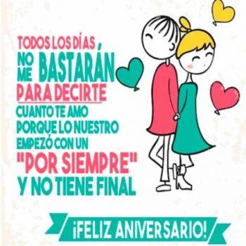 Frases De Feliz Aniversario Para Un Amor Eterno