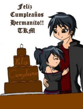 Frases De Feliz Cumpleaños Para Un Hermano Mayor