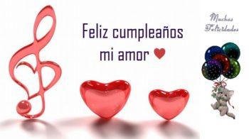 Frases De Feliz Cumpleaños Para Una Enamorada Romántica