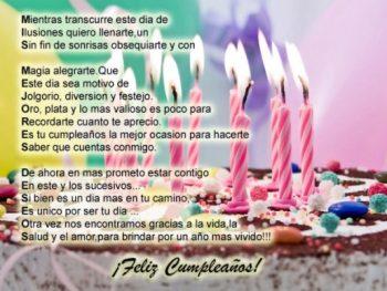 Imágenes Con Frases De Feliz Cumpleaños Para Una Persona Agradable