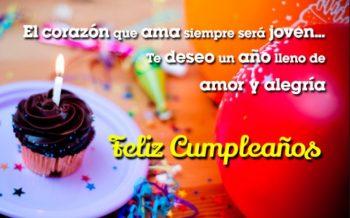 Imágenes Con Frases De Feliz Cumpleaños Para Una Persona Bondadosa