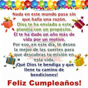 Imágenes Con Frases De Feliz Cumpleaños Para Una persona Ejemplar