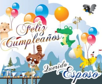 Tarjetas De Feliz cumpleaños Para Un Esposo Muy Amado