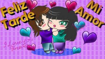 Imágenes De Buenas Tardes I Love You For Ever