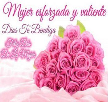 Feliz Día Internacional De La Mujer Valiente
