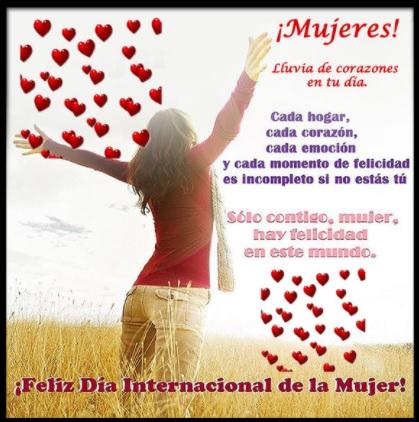 Hermosos Cumplidos Feliz Dia Mujer Portal De Feliz Cumpleanos See more of feliz día de la mujer on facebook. portal de feliz cumpleanos