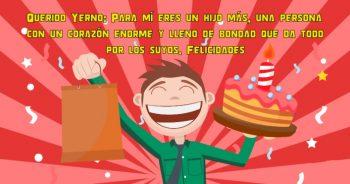 Frases De Feliz Cumpleaños Para Un Yerno Atento