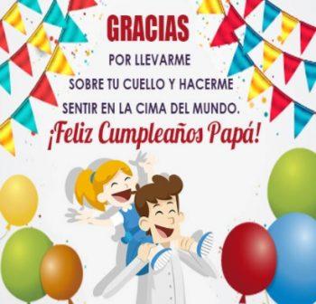 Mensajes De Feliz Cumpleaños Para Un Padre Divertido