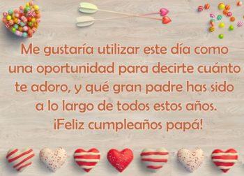 Mensajes De Feliz Cumpleaños Para Un Padre Ejemplar