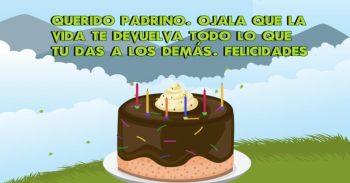 Mensajes De Feliz Cumpleaños Para Un Padrino Bueno