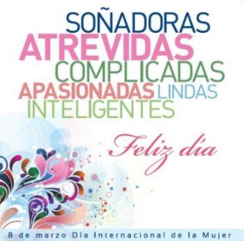 Tarjetas De Feliz Día De La Mujer Inteligente