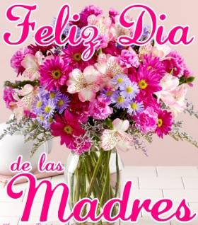 Imágenes Con Frases De Feliz Día De La Madre Portal De
