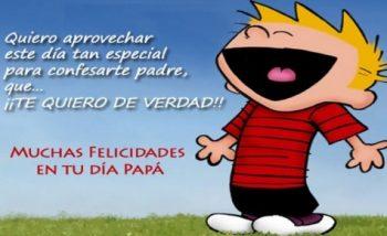 Feliz Día del Padre Cariñoso