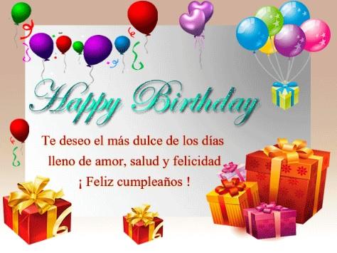 Feliz cumpleaños Compadre Exitoso
