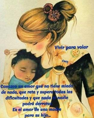Las Más Bellas Imágenes que Expresan el Amor de Madre - amor para su hijo