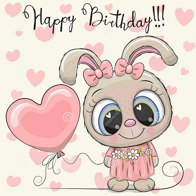 feliz cumpleaños ahijada maravillosa