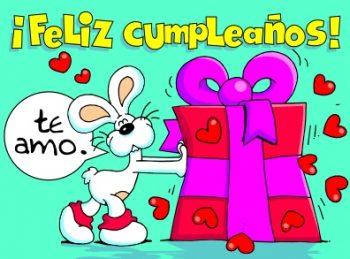 Frases De Feliz Cumpleaños Para Una Enamorada Detallista