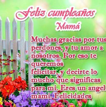 Frases De Feliz Cumpleaños Para Una Mamá Bondadosa
