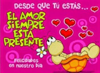 Tarjeta De Feliz Aniversario Mi Fantástico Amor