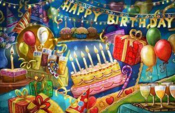 Tarjetas De Feliz Cumpleaños Para Una Comadre Bondadosa