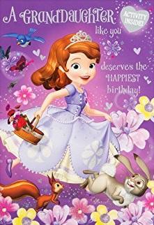 Tarjetas De Feliz Cumpleaños Para Una Nieta Muy Hermosa