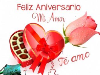 Frases De Feliz Aniversario Para Un Amor Dulce