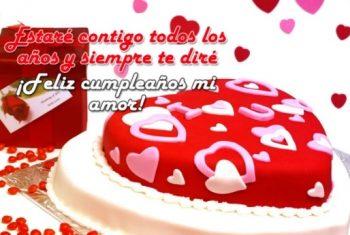Frases De Feliz Cumpleaños Para Una Enamorada Muy Hermosa