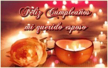 Tarjetas De Feliz cumpleaños Para Un Esposo Detallista