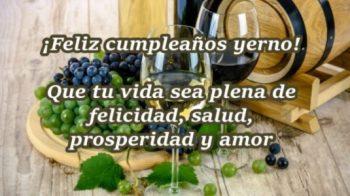 Frases De Feliz Cumpleaños Para Un Yerno Alegre