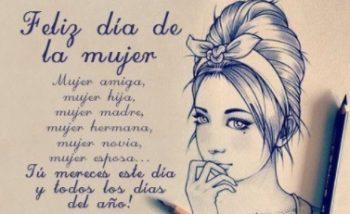 Frases De Feliz Día De La Mujer Tierna