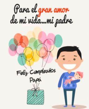 Mensajes De Feliz Cumpleaños Para Un Padre Maravilloso