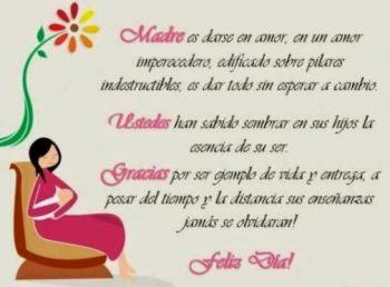 Mensajes De Feliz Cumpleaños Para Una Madre Perfecta