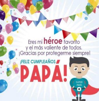 Mensajes De Feliz Cumpleaños Para un Padre Grandioso