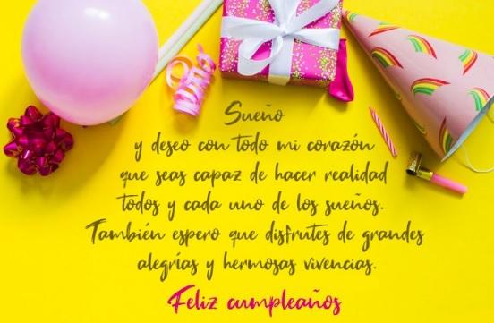 Feliz Cumpleaños Madrina Talentosa