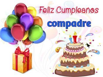 Feliz cumpleaños Compadre Ejemplar