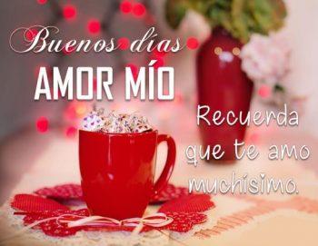 Buenos Días Amor Mío