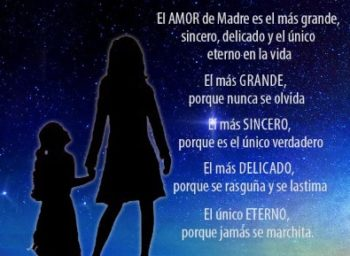 Las Más Bellas Imágenes que Expresan el Amor de Madre - amor eterno