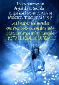 Las Más Bellas Imágenes que Expresan el Amor de Madre - angel