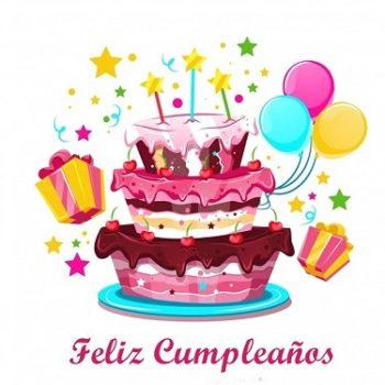 Feliz Cumpleaños Bella Ahijada